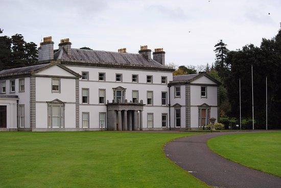County Cork, Irlanda: Fota house