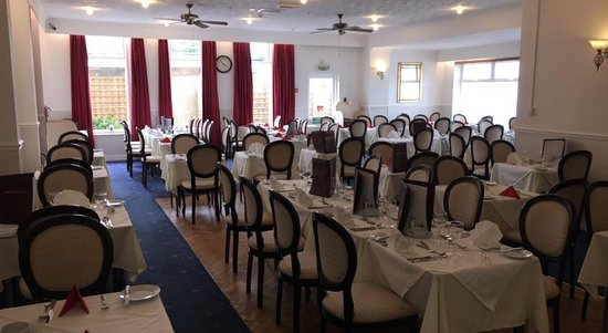 Durley Grange Hotel: Restaurant