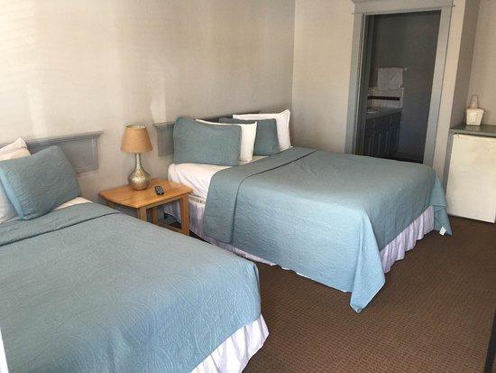 Coronado Inn: Room was clean and comfortable