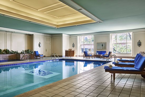 Indoor heated pool Picture of The Ritz Carlton Tysons Corner