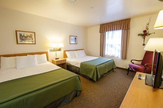 Murphys, Californien: Bedroom in two-room suite