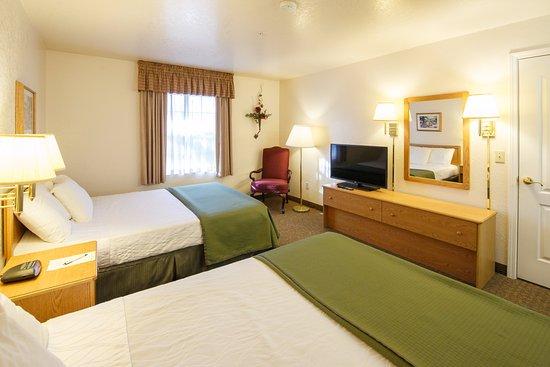 Murphys, Californien: Bedroom two-room suite