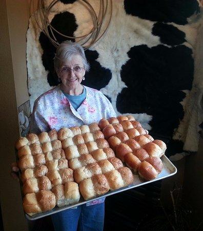 Prineville, OR: Barbara - Club Pioneer baker