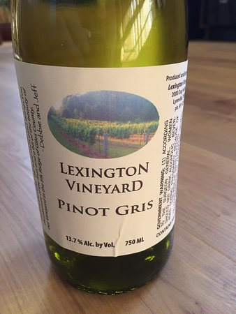 Lexington Vineyard