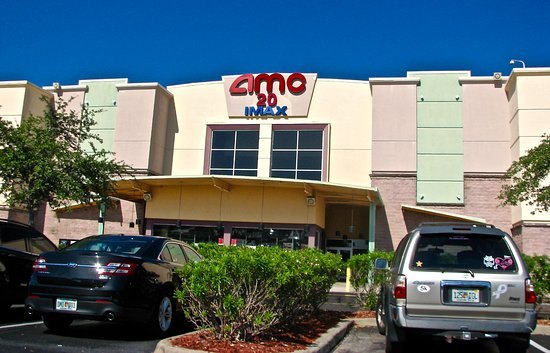 ‪AMC Woodlands Square 20‬