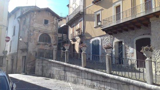 Borgo medievale di Isola del Gran Sasso