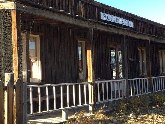 Fairplay, CO: El saloon