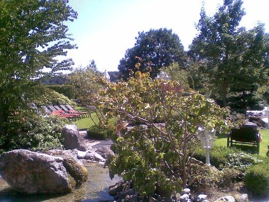 Tecklenburg, Deutschland: Garten
