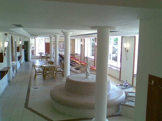 Ringhotel Teutoburger Wald: sauna fantastisch
