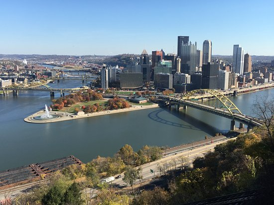 Duquesne Incline: Point