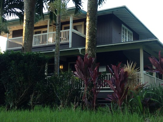 Haiku, Hawaje: Main house.