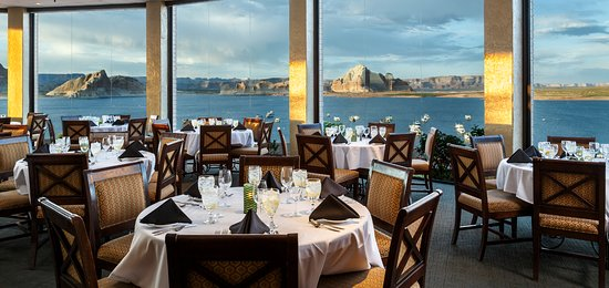 Lake Powell Resort: Rainbow Room