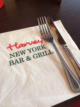 Rhuddlan, UK: Harvey's New York Bar & Grill