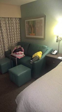 Hampton Inn White Plains / Tarrytown Bild