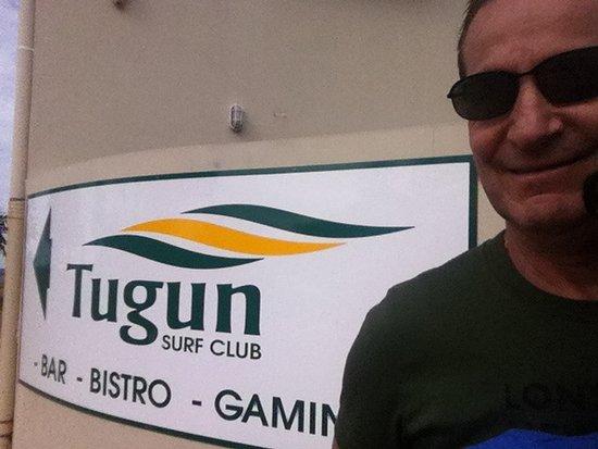 Tugun, Australien: Sol, mar e boa comida..quer mais?