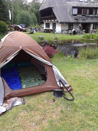 Camping am Möslepark: zona escclusiva