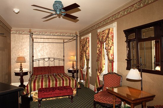 Beaumont Hotel & Spa: Sarah's Room