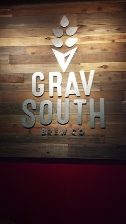Cotati, Kalifornia: Grave South Brew Co Logo