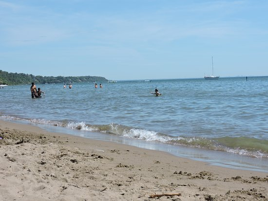 Turkey Point, Canada: Sandy beach