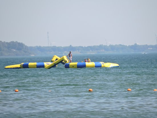 Turkey Point, Kanada: Water slide