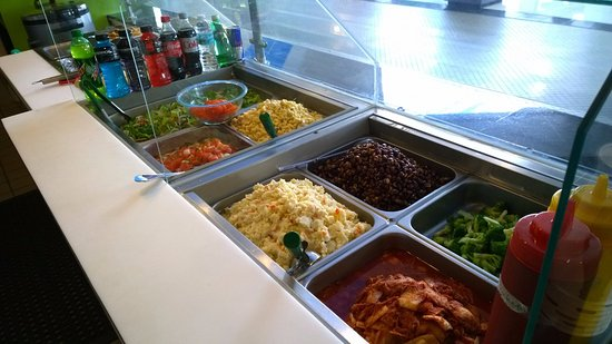 Leesburg, FL: Our assortment of side dishes