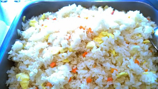 Vegetables And Egg Fried Rice Picture Of Oh S Korean Bbq