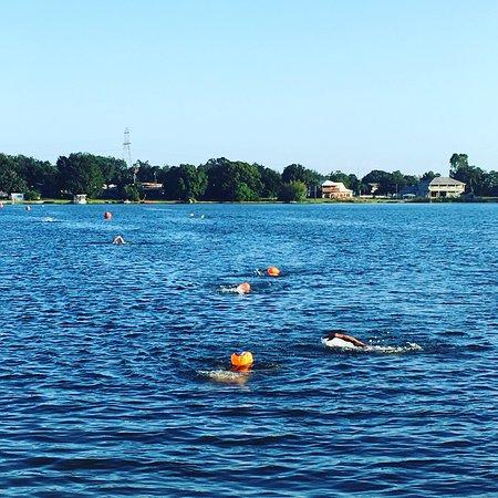 Lucky's Lake Swim