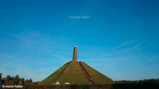 Woudenberg, The Netherlands: Pyramid of Austerlitz
