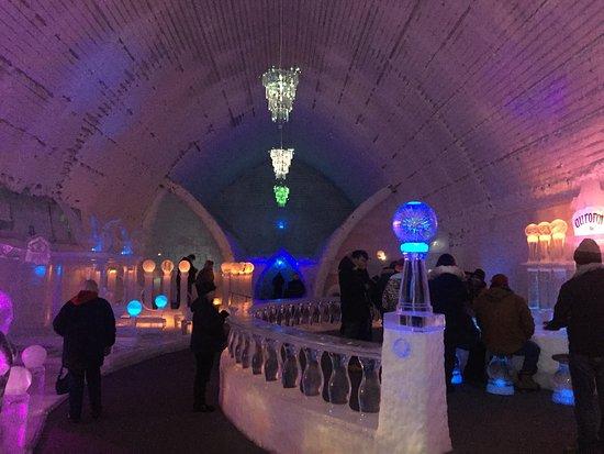 The Aurora Ice Museum: photo1.jpg