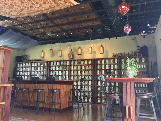 Wilwand Tea Co & Healing Arts: tea bar