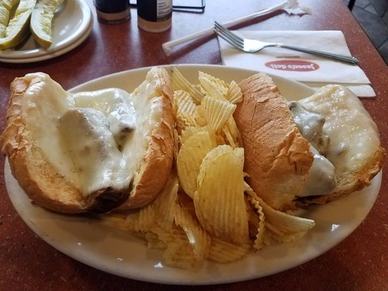 Irving, TX: Pot roast sandwich special - mostly just bread