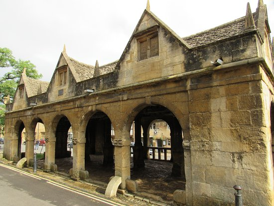 Chipping Campden, UK: Market Hall