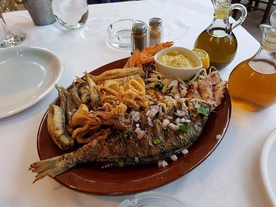 moutoupaki fresh sea food and amazing sauce