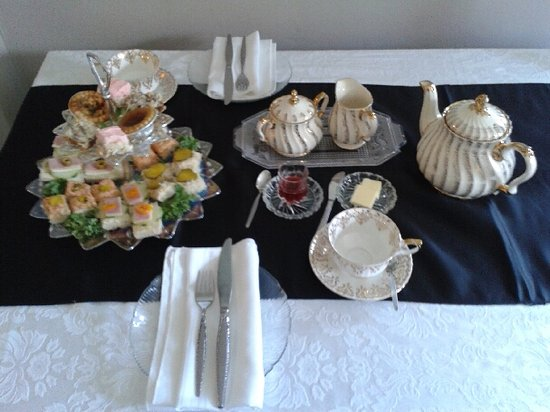 Dunnville, Canadá: Afternoon Tea event