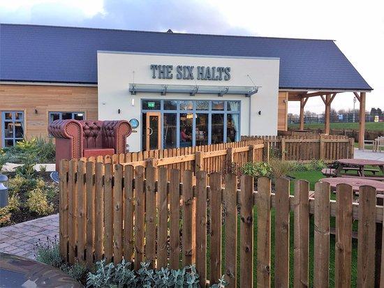 Clay Cross, UK: The Six Halts
