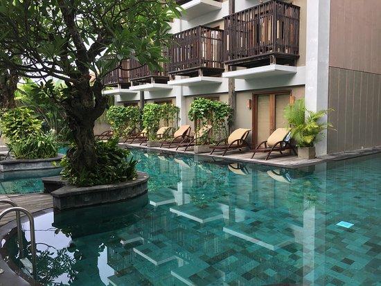 The Oasis Lagoon Sanur: Beautiful hotel