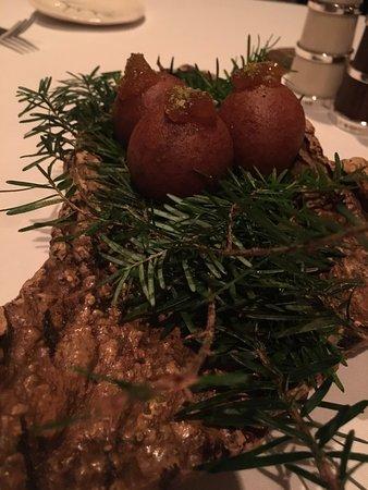 The Ledbury: menu degustação