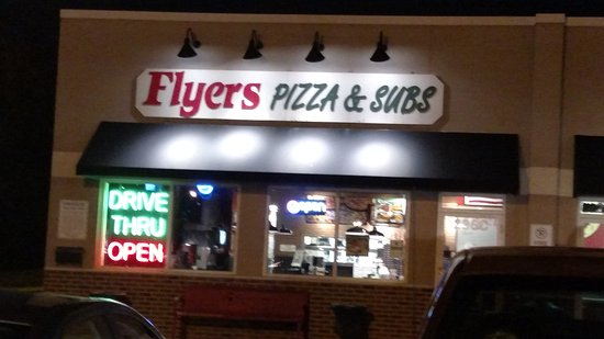 Groveport, OH: Flyers Pizza and Subs