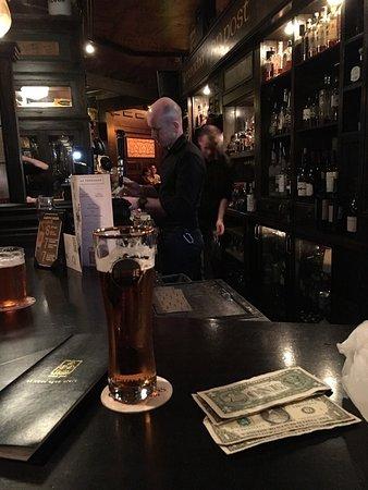 Photo of Irish Pub Fado at 100 W Grand Ave., Chicago, IL 60610, United States