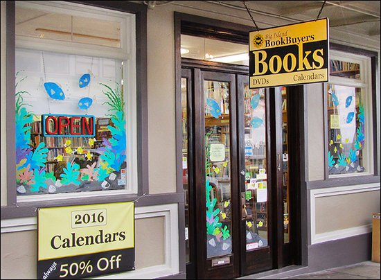 Big Island BookBuyers