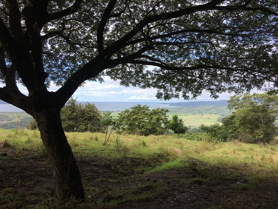 Ла-Крус, Коста-Рика: A view of the ocean and Nicaragua
