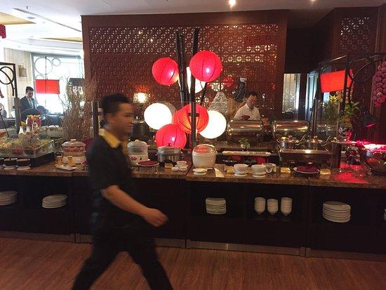 Nhat Ha3: Great Morning buffet
