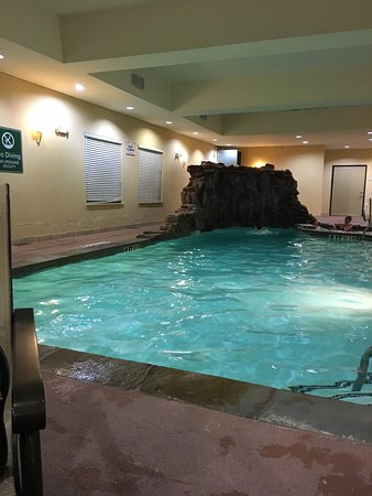 Euless, TX: Inside Pool