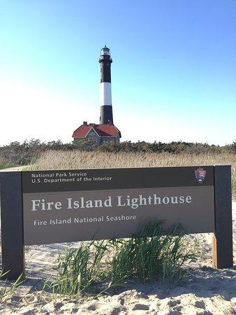 写真Fire Island Lighthouse枚