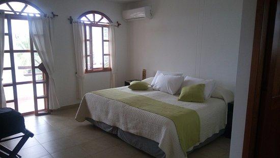 Hotel Galapagos Suites: Habitacion en Tercer piso
