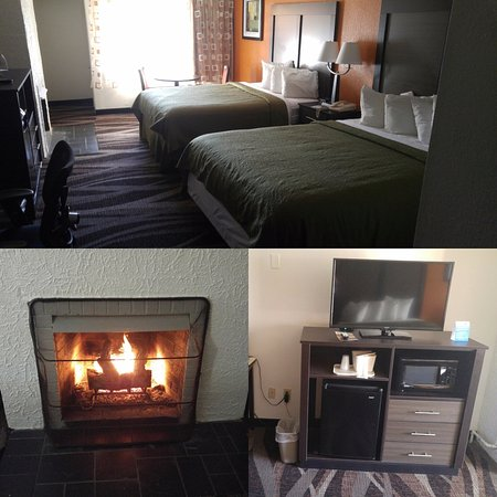 Quality Inn Creekside Room