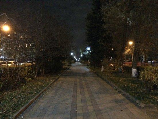 Pushkin Street (Pushkinskaya ulitsa): Пушкинская улица