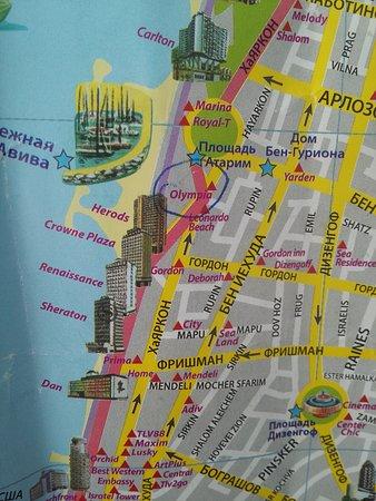 Olympia Tel Aviv Hotel Picture