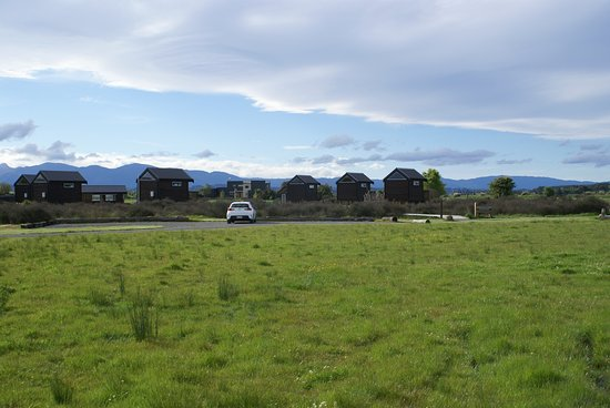 Appleby, New Zealand: Rabbit Island Huts