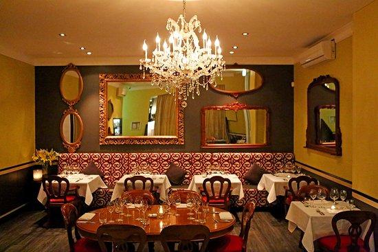 Little Truffle Dining Room Bar